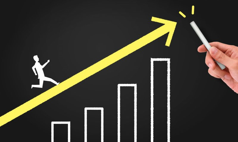 成長中の企業